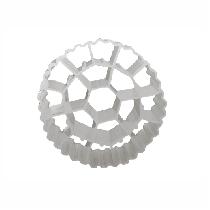 Bio midia skrw k3 25x12mm flutuante plast. 3lt 300g