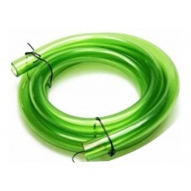 Mangueira silicone verde 12mm 25mt p/canister