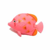 Peixe flutuante f-17 com 1 unidade (rosa)