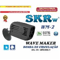 Wave maker skrw wm-2 2.000l/h 6w 127v
